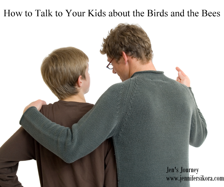How to Talk with your Kids About the Birds and the Bees