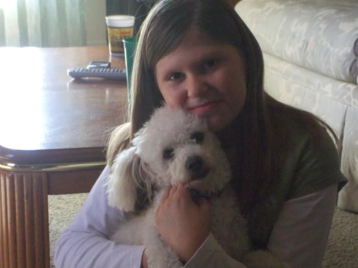 Puff and Kayla