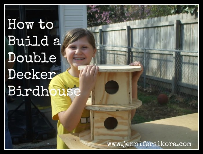 How to build a birdhouse from scratch jen around the world for How do i build a birdhouse
