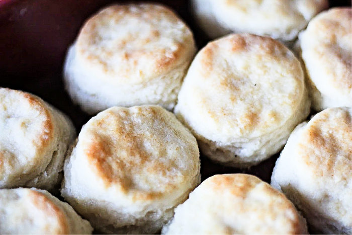 Southern Style Breakfast Biscuits Featured