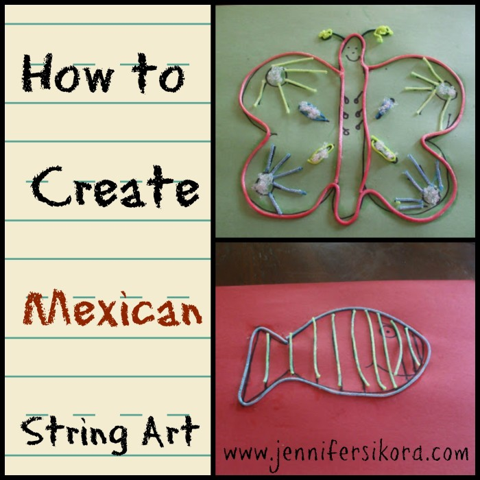 Mexican String Art