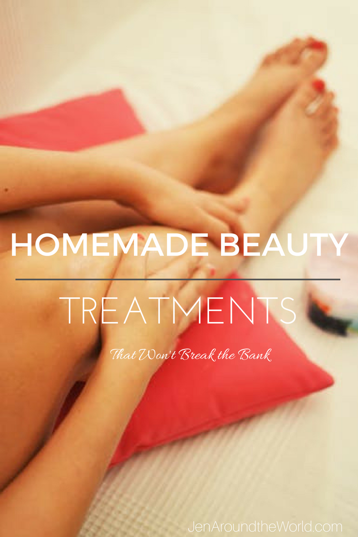 Homemade Beauty Treatments That Won't Break the Bank