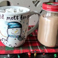 Home Made Hot Chocolate