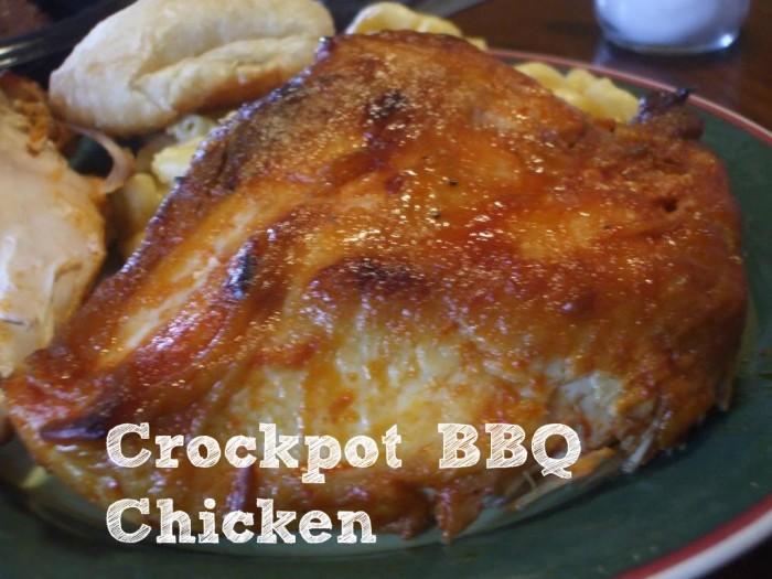Crockpot BBQ