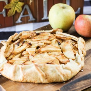 Rustic Apple Pie