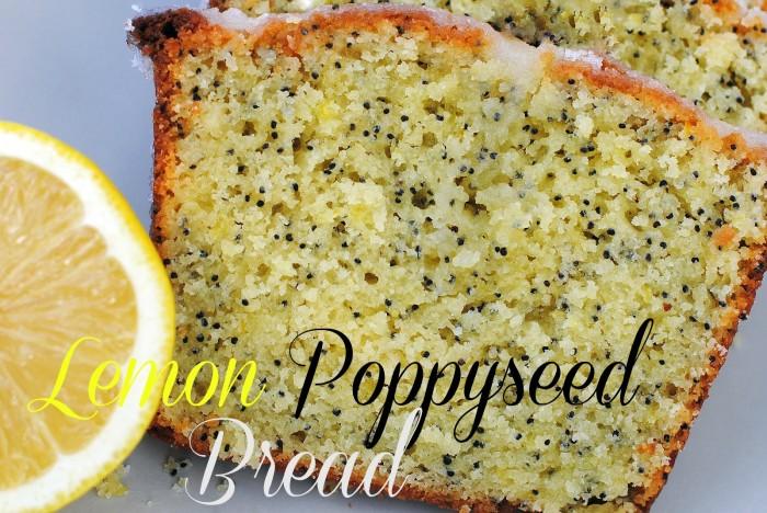 Lemon-Poppyseed-Bread
