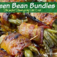 Green Bean Bundles - The Perfect Thanksgiving Side Dish