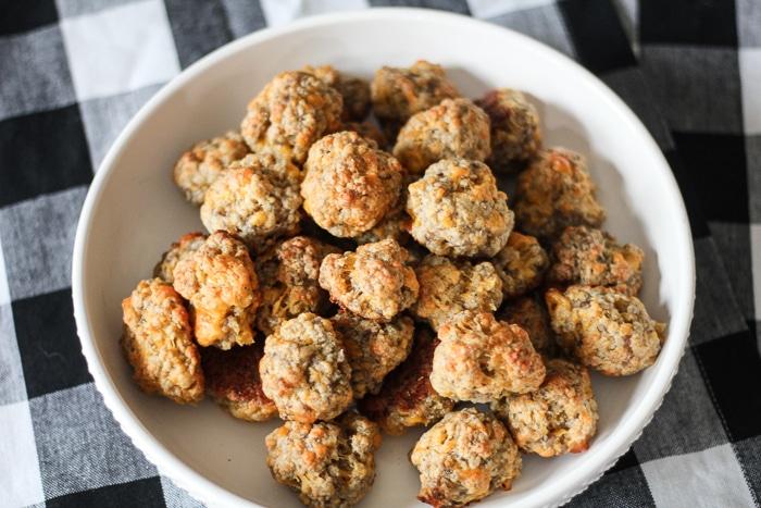Sausage Balls Recipe (Classic Bisquick® Sausage Balls)