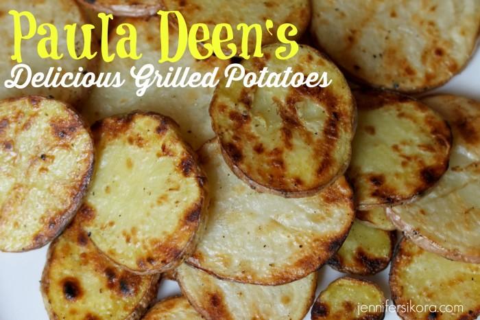 Paula Deen Grilled Potatoes