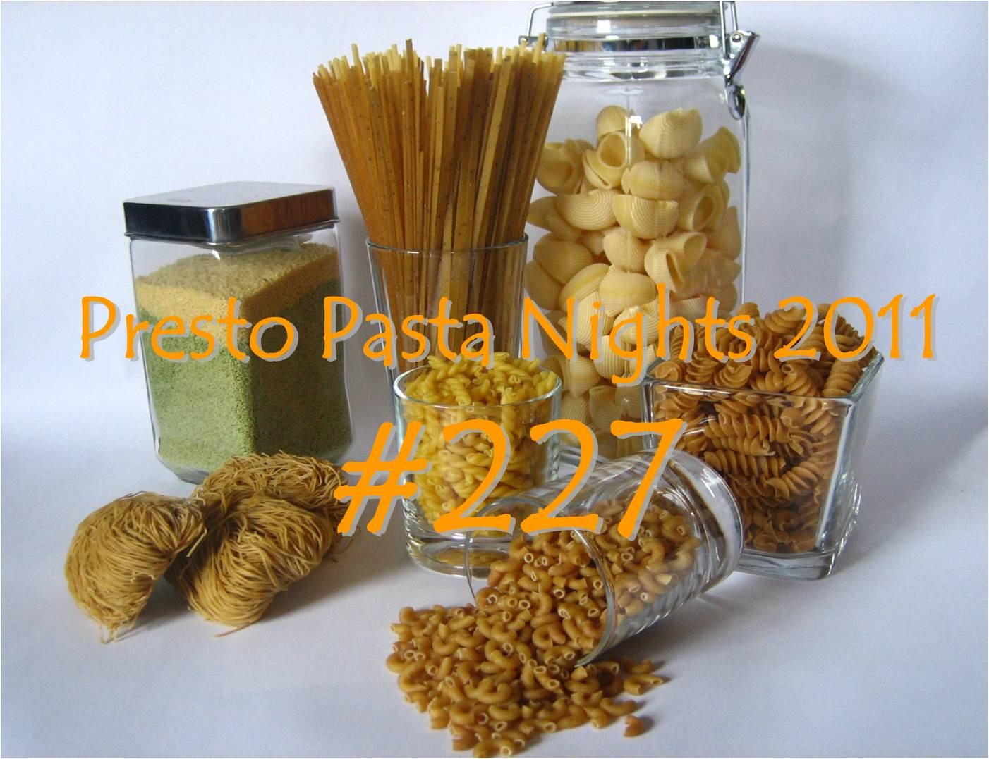 Presto Pasta Nights Coming Up So Send In Your Submissions!