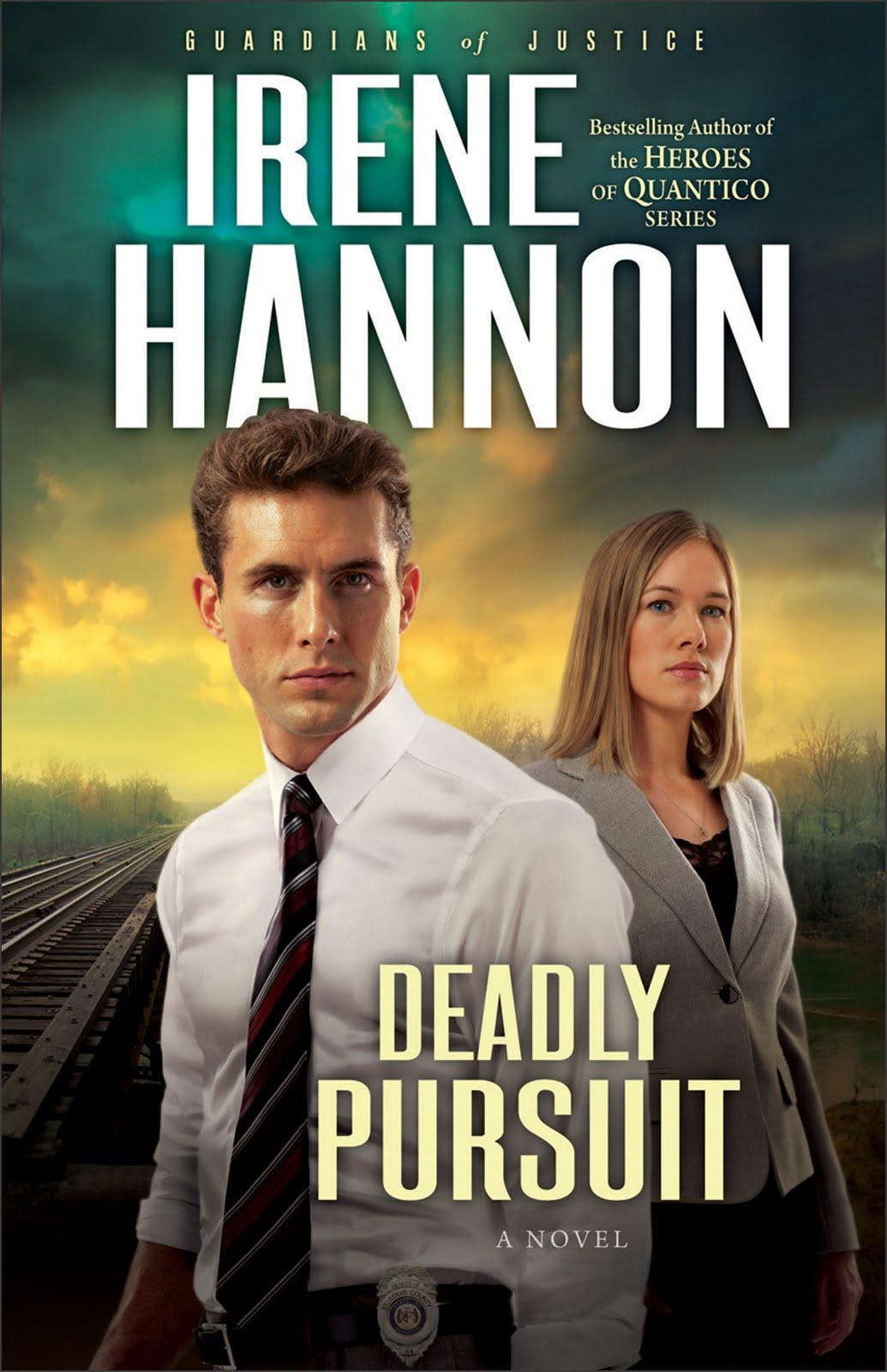 Deadly Pursuit –Book Review