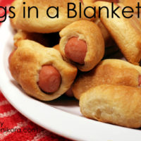 Pigs in a Blanket-The Ultimate After School Snack