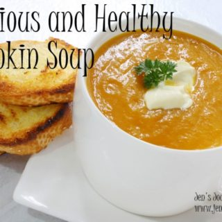 Heart Healthy Pumpkin Soup
