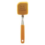 1256880_Good Cookie Silicone Cookie Spatula_orange
