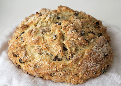 Irish Soda Bread- A St. Patrick's Day Recipe