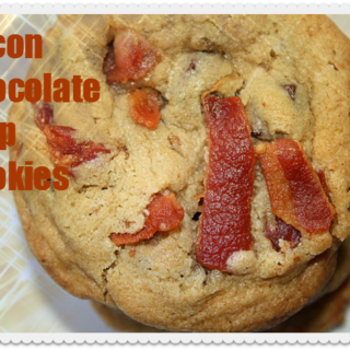 Bacon Chocolate Chip Cookies - Improv Cooking Challenge