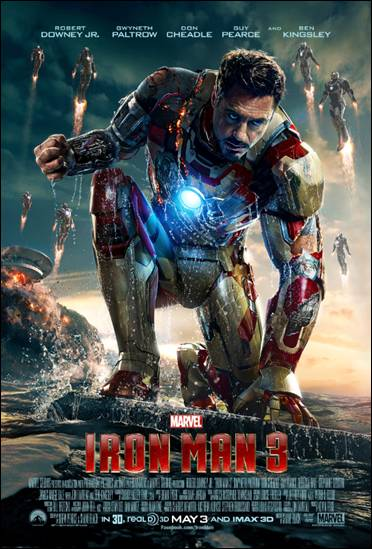 May 3rd is Just Around the Corner. Who's Ready for Iron Man 3?