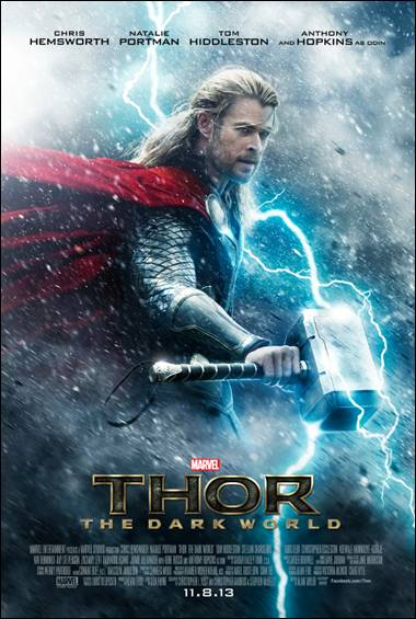 THOR the Dark World: Teaser Trailer – Who Wouldn't Want More of Thor?