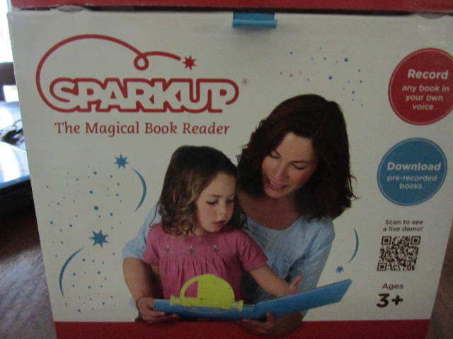 Love to Read to Your Child? SparkUp May Be Just What You are Looking For