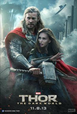 MARVEL'S THOR: THE DARK WORLD – New Spot Now Available!!! #thordarkworld