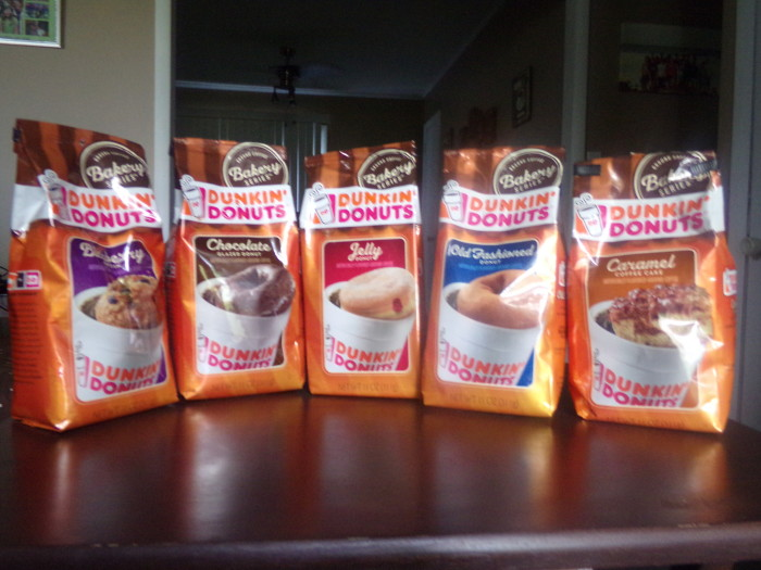 Dunkin Donuts new flavors