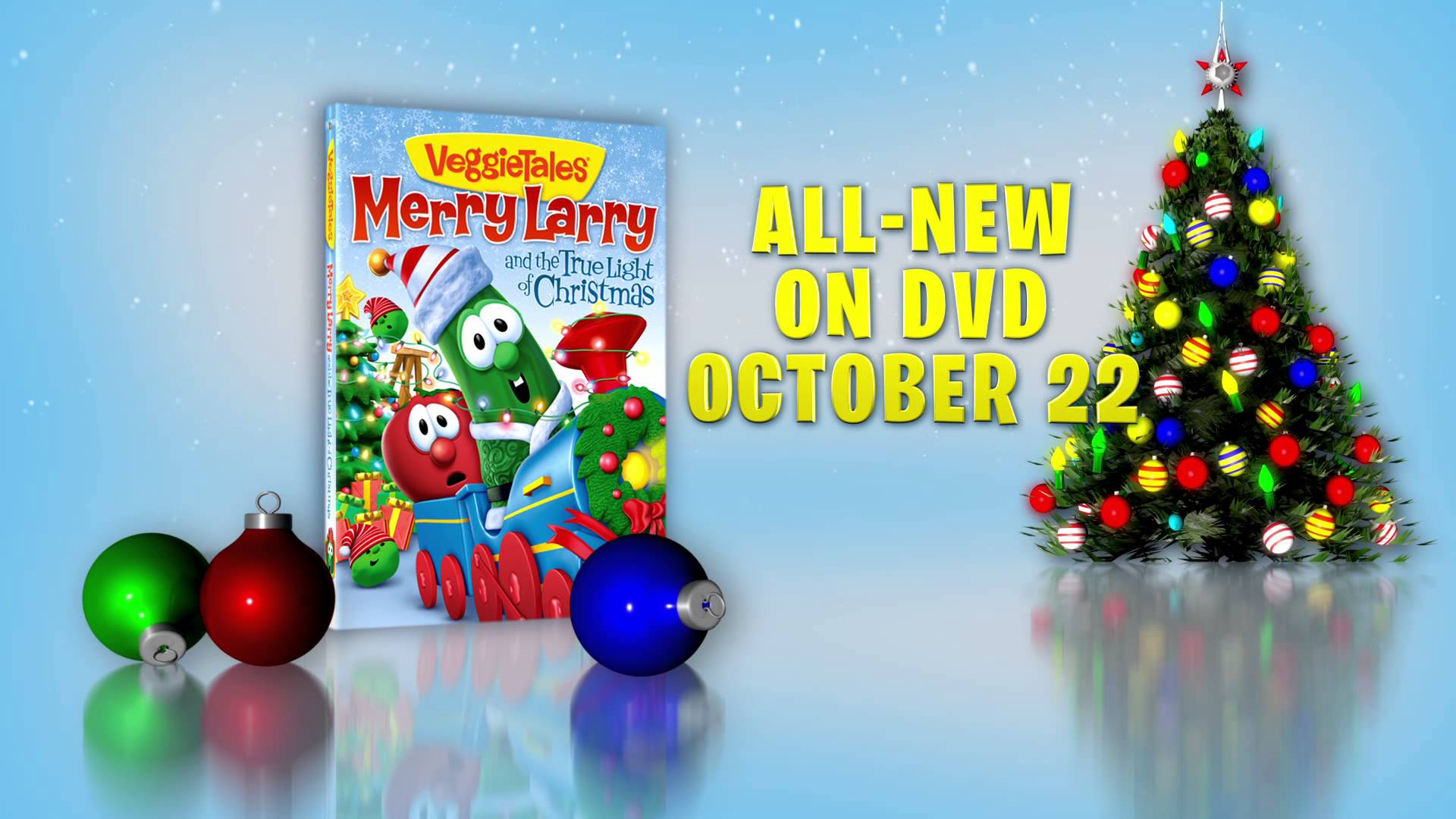 Veggie Tales – Merry Larry and the True Light of Christmas