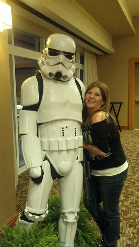 Wordless Wednesday – I'm In Love With a Storm Trooper