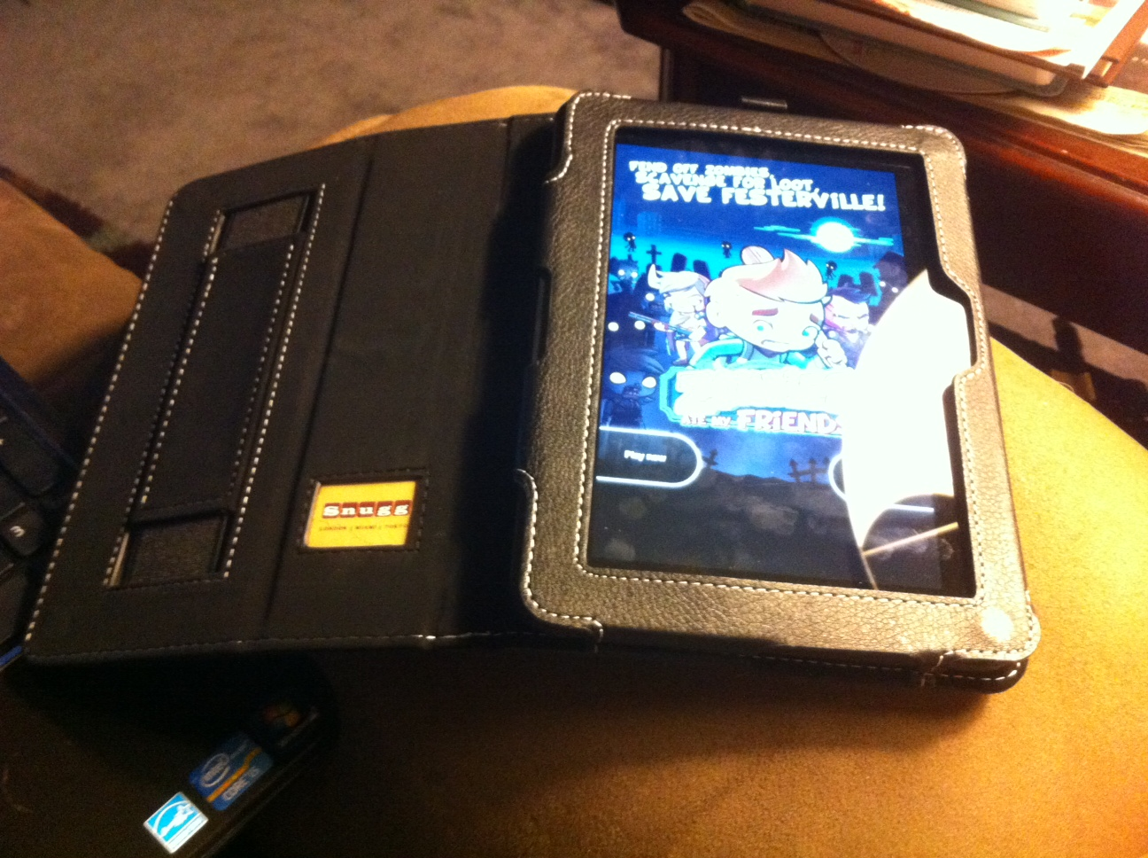 The Snugg Kindle Fire Case Giveaway