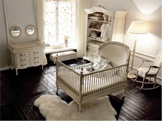 Mini Divas: Bringing Hollywood Glamour to the Nursery