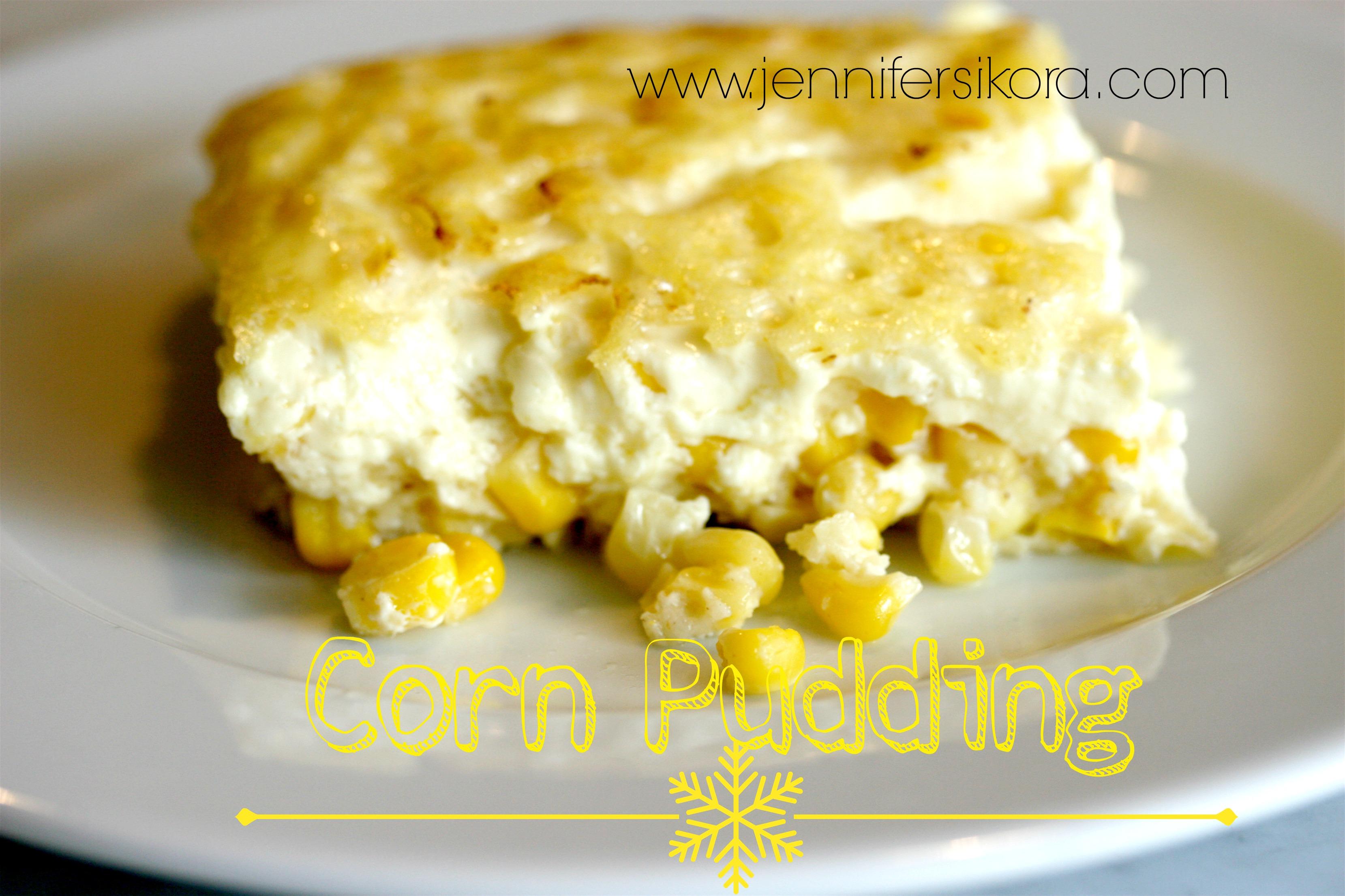 Corn Pudding -
