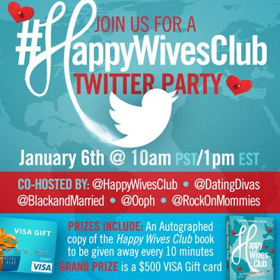 Happy Wives Club Twitter Party