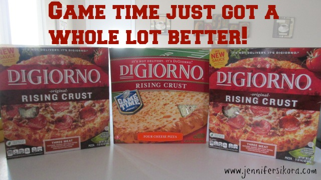 Make game time great and serve delicious pizza to all your friends and family #gametimegoodies #shop #cbias