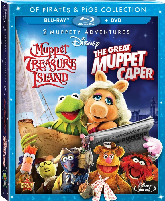 Muppet Movie Combo Pack