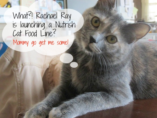 Rachael Ray announces Nutrish for Cats