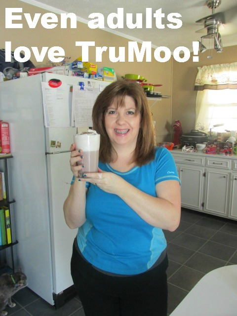 Eve adults love TruMoo #trumoo