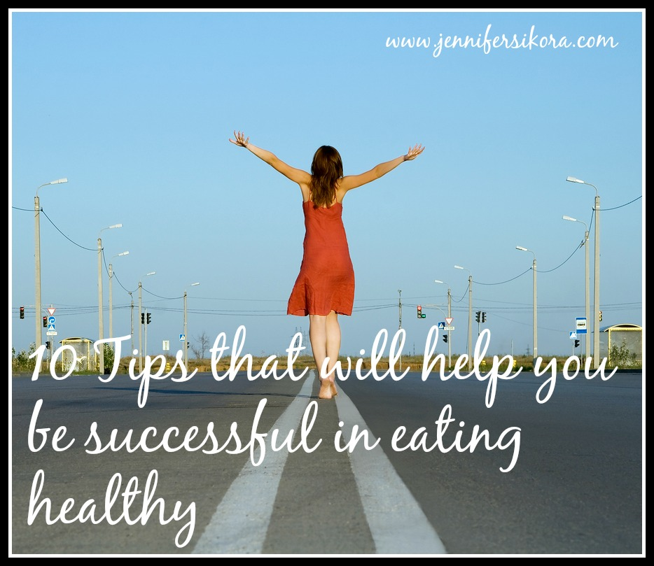10 Tips that Will Help You Succeed in Eating Healthy #MushroomMakeover Week 2