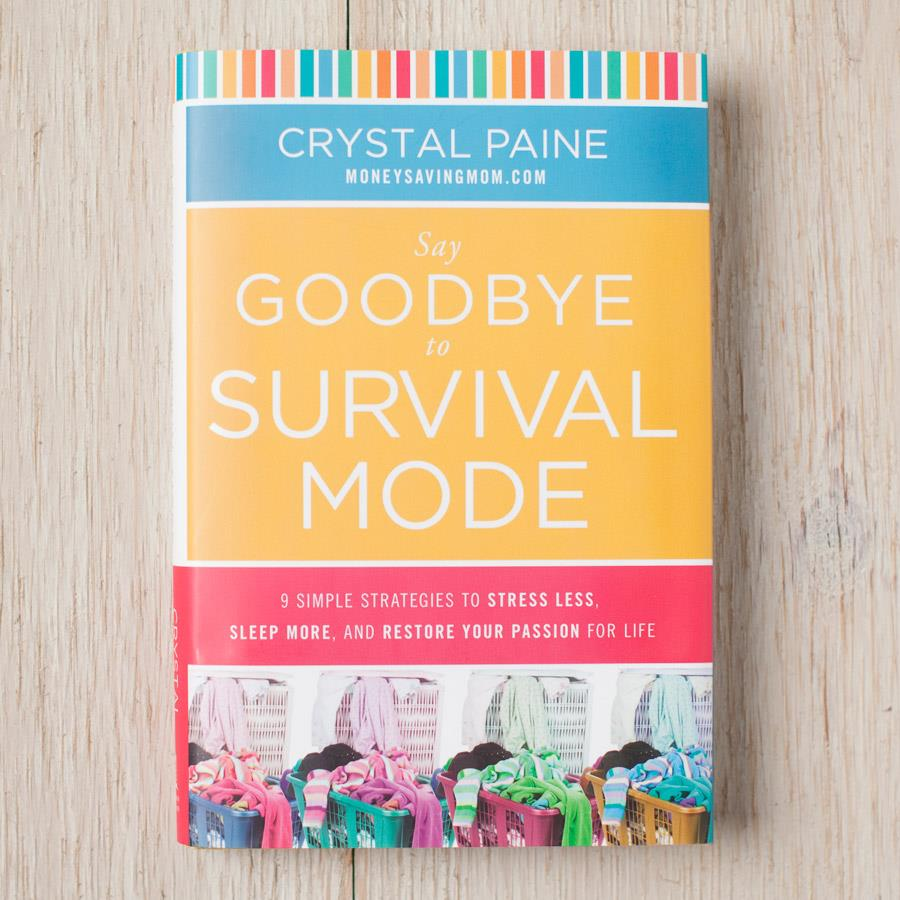 Crystal Paine – Say Goodbye to Survival Mode