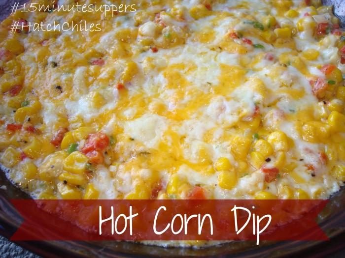 Food Network Hot Corn Dip