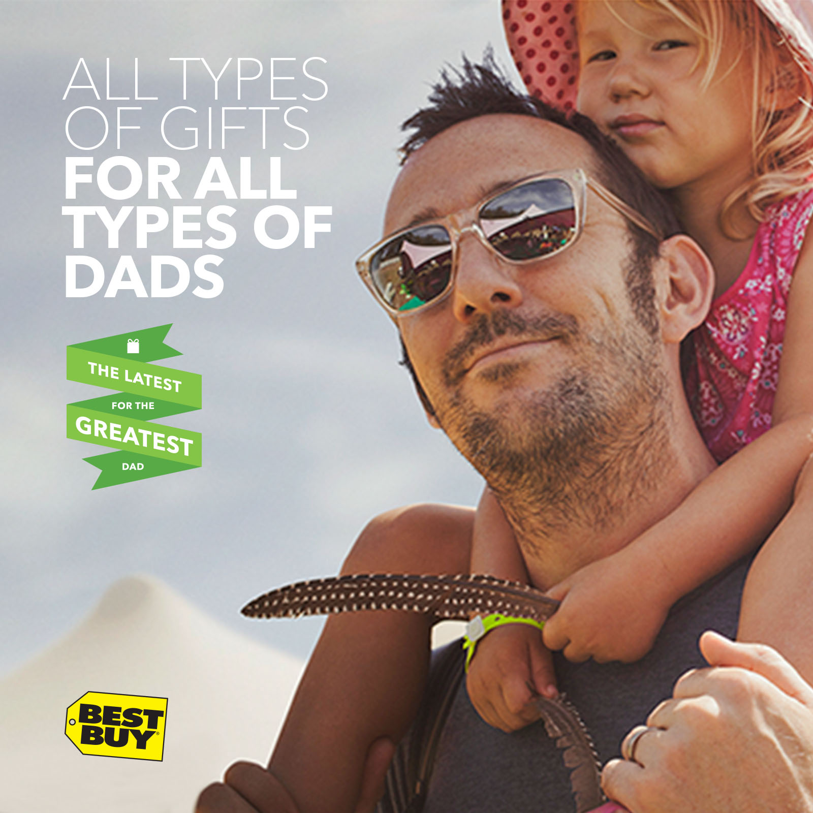 Bes Buy Greatest Dad Father's Day