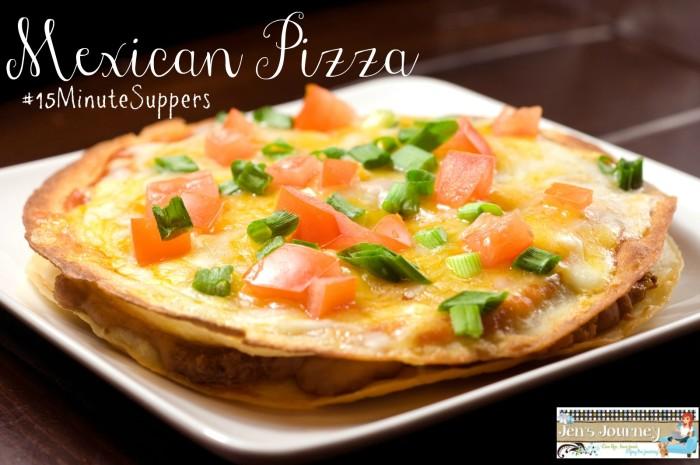 Meixcan Pizza