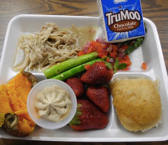 School Lunch 2014