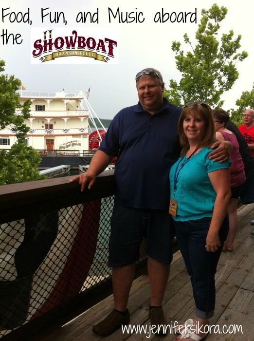 Boarding the Showboat Branson Belle