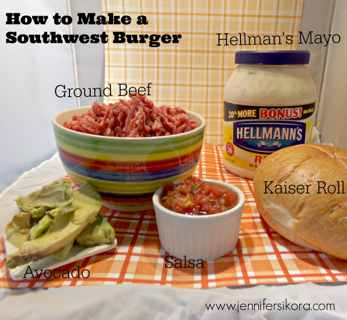How to Make a Southwest Burger #Burgervention