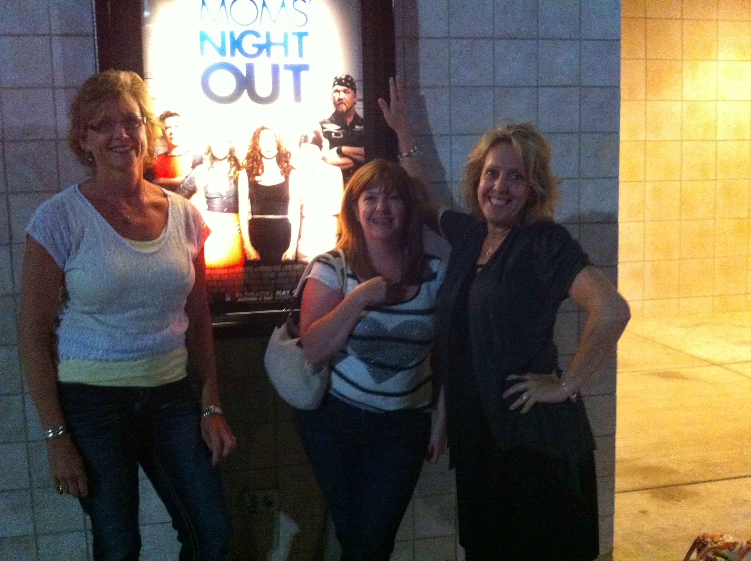 Yes Mom — You Are Enough – Thoughts from the Movie Mom's Night Out