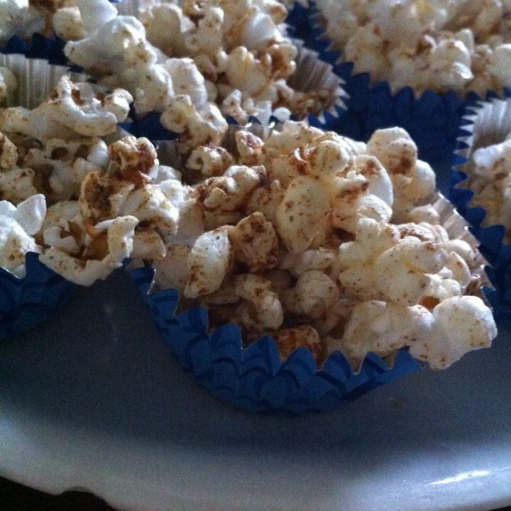 Nigella Lawson's Party Popcorn