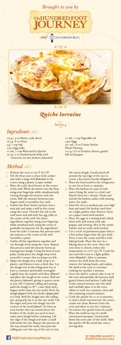 Quiche Lorraine 1