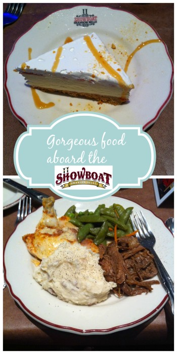 Showboat Branson Belle Food