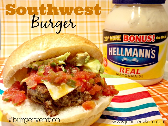 Southwest Burger #Burgervention