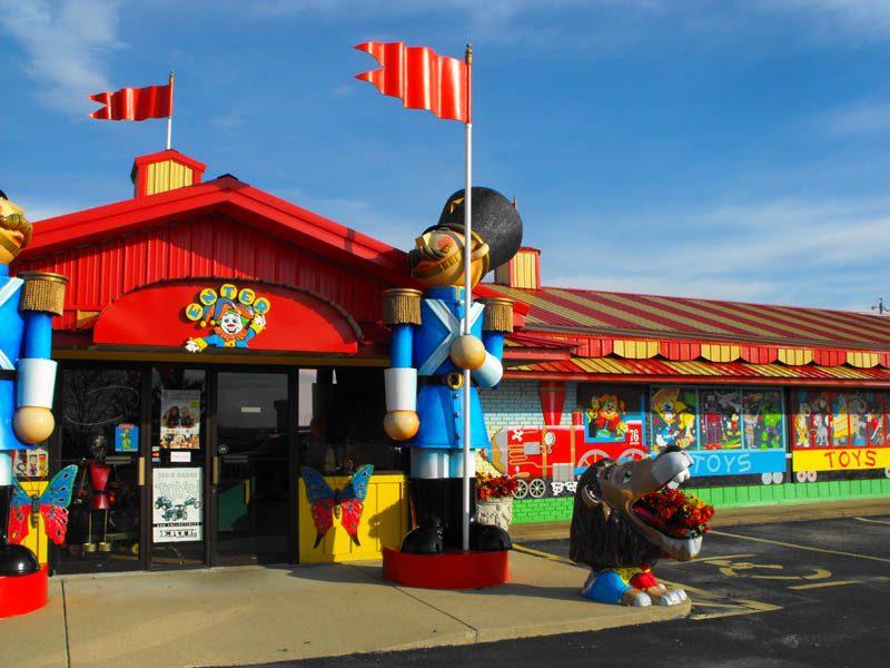 Take a Trip Down Memory Lane at the World's Largest Toy ...