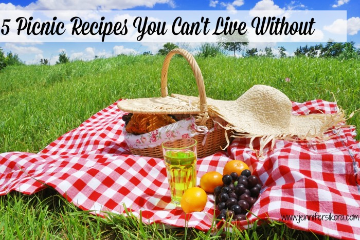 5 Picnic Recipes You Cannot Live Without